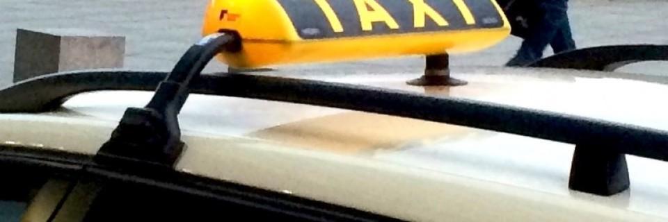 Taxifahrer sind sauer auf Uber