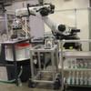 Roboter ermöglicht vollautomatischen Gleitschliffprozess