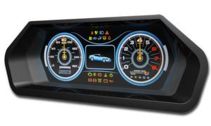 ISO 26262 ASIL-zertifizierte Displays für Instrumentencluster, HUDs und Infotainment-Systeme in Fahrzeugen