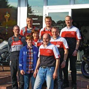 Gärtners Motorradshop: Die Rentabilität steht im Vordergrund