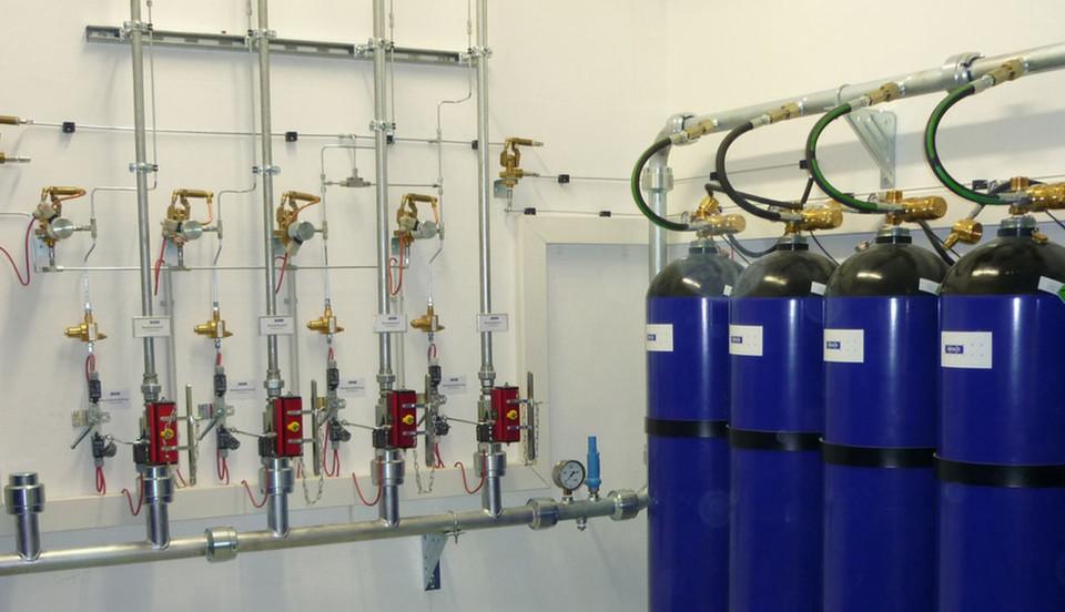 Imtech entwickelt und schneidert Brandschutz für Gebäude jeglicher Bauweise, insbesondere für Rechenzentren und IT.