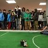 Roboter kämpfen in Brasilien um den Weltmeister-Titel