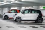 Daimler bringt die neue Generation des Smart.