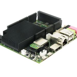 UDOO: ARM-Cortex-A9-Board mit Arduino-Due-Mikrocontroller