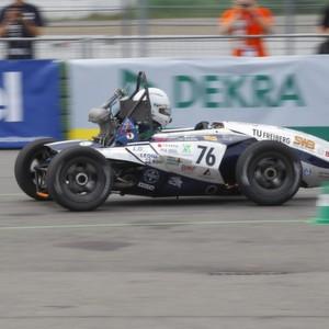 Formel-1-Feeling für Studierende