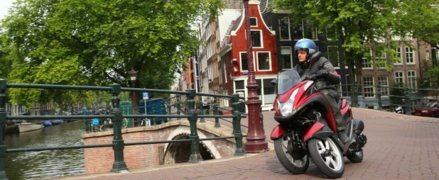Yamaha Tricity 125: Die neue Leichtigkeit der urbanen Mobilität.