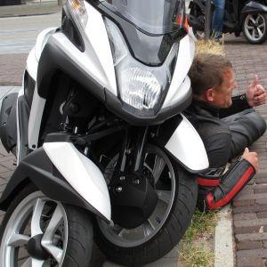 Yamaha Tricity: Der neue Meister des U-Turns