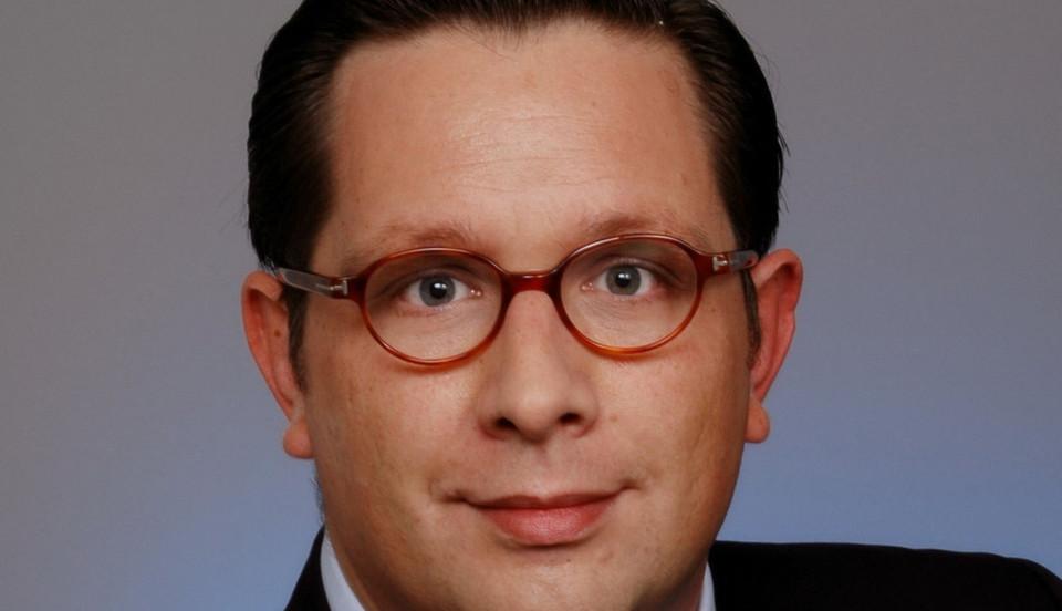 Matthias Frühauf, Presales Manager, Central EMEA bei Veeam Software, ist als Keynote-Speaker vor Ort.