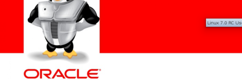 Logo Oracle Linux