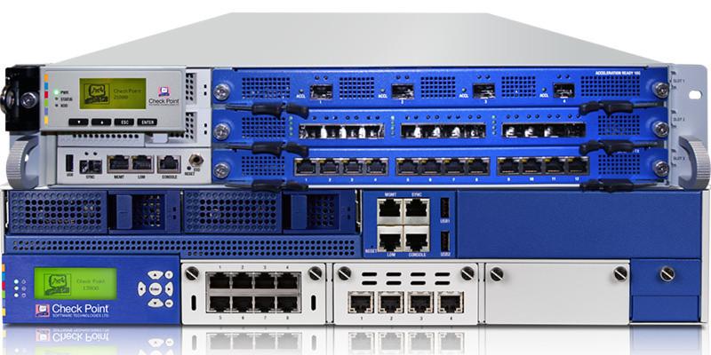 Während die Check Point 13800 als Stand-Alone-Hardware daherkommt, wurde das 21800er-Gateway als Rack-Mount-Appliance konzipiert.