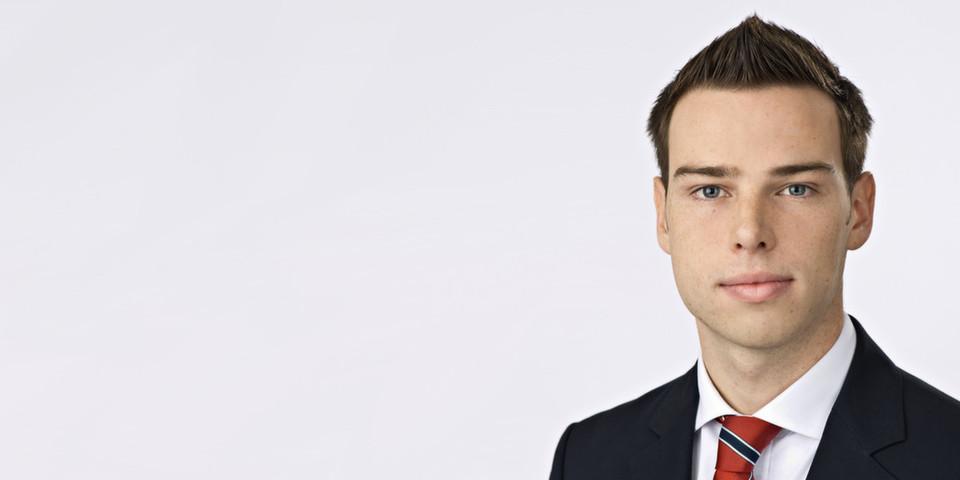 Mark Alexander Schulte, Consultant und Projektleiter bei IDC