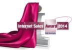 Der Internet Sales Award 2014 wird am 18. September um 15:30 Uhr im Frankfurter Hotel Maritim verliehen. Die Teilnahme ist kostenlos.