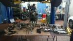 Blogthema: Ein zerlegter Motor liefert interessante Einblicke in das Tagesgeschäft bei Gerstel.