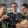 Solarzelle der Zukunft ist nur 6 Atome dick