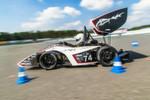 115 Studenten-Team kämpften am 29. Juli bis 3. August um den Sieg bei dem Formula Student Germany Wettbewerb 2014 am Hockenheimring