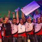So sehen Sieger aus: Gewinner vom Hockenheimring