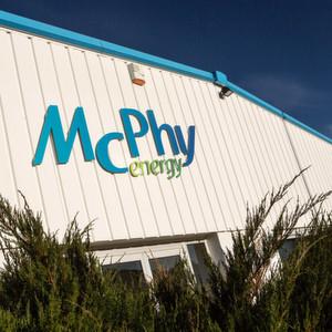 McPhy Energy S.A. (La Motte-Fanjas, Frankreich) wurde 2008 gegründet, um die Speicherung von Wasserstoff in Metallhydriden industriell nutzbar zu machen. Das Unternehmen ist eine 100-prozentige Tochter der McPhy Energy S.A. (Grenoble) und existiert seit Ende 2011.