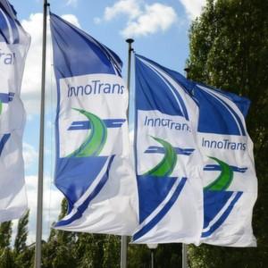 Die Innotrans 2014 findet vom 23.-26. September in Berlin statt.