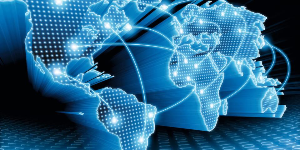 Über die Hälfte der weltweiten Outsourcing-Vertragswerte entfällt auf die EMEA-Region.