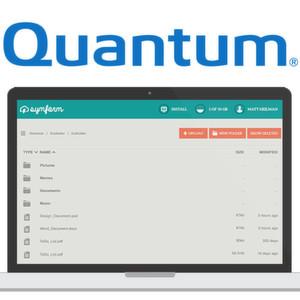 Quantum übernimmt die Cloud-Plattform von Symform.
