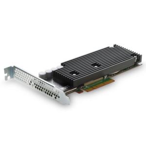 Aktuelle PCIe-SSDs sind deutlich langsamer als der HGST-Prototyp mit PCM-Technik.