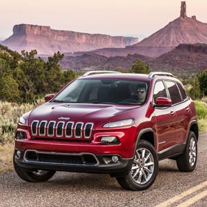 Jeep ruft mehrere Modelle zurück