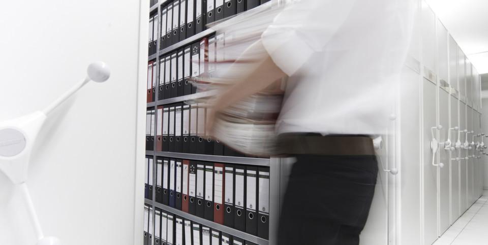Leider wissen nur wenige Unternehmen, wie ihre Mitarbeiter mit sensiblen Daten umgehen.