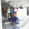 Unterkühltes Arbeitsklima macht Durchflussmessgeräten nichts aus