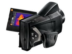 Testo-Wärmebildkameras spüren Sollbruchstellen auf