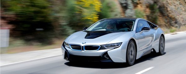 Werbung für den BMW i8: Eher cool als öko