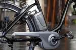 Die zentrale Position von Antrieb und Akku führt zu einer optimalen Gewichtsverteilung zwischen Vorder- und Hinterrad.