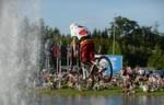 EUROBIKE 2013: Freigelaende West: Dirt Jump
