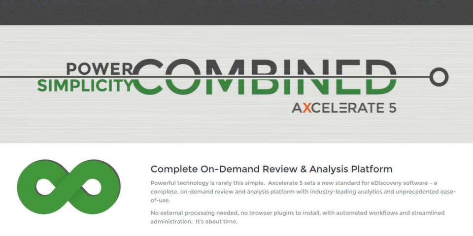 Die Review- und Analyse-Plattform Axcelerate von Recommind bekommt eine Cloud-Schnittstelle zum Online-Speicher Box.