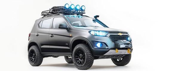 Neuer Chevrolet Niva: Russische Moderne