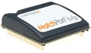 Beispiel für einen Ebedded Wireless Device Server von Lantronix