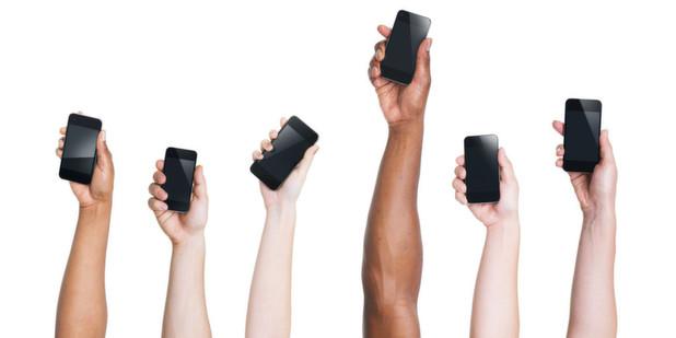 Smartphone-Markt scheint gesättigt zu sein