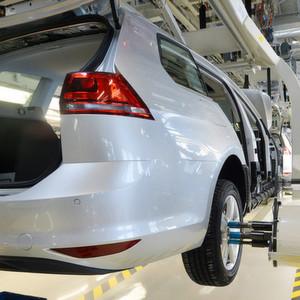 Zuliefererstreit: Ab Montag wieder reguläre Werksauslastung bei VW