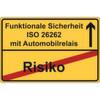 Sicher ist sicher – funktionale Sicherheit bei Automobilrelais