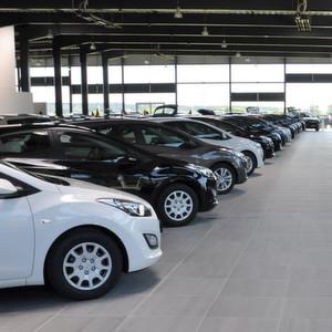 Deutscher Automarkt hat weiter Aufwind