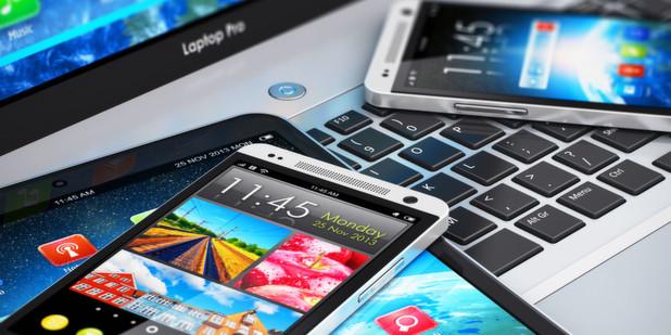 Smartphones und Tablets brechen Verkaufsrekorde
