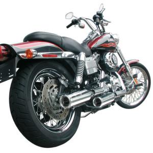 Kesstech ist auf Auspuffanlagen für Harley-Davidson und BMW spezialisiert