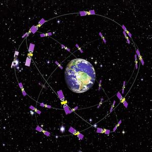 Galileo-Satelliten kommen nicht in die Gänge