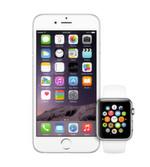 Wer die Apple Watch will braucht zudem ein iPhone.
