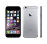 Der Bildschirm des iPhone 6 ist 4,7 Zoll groß.