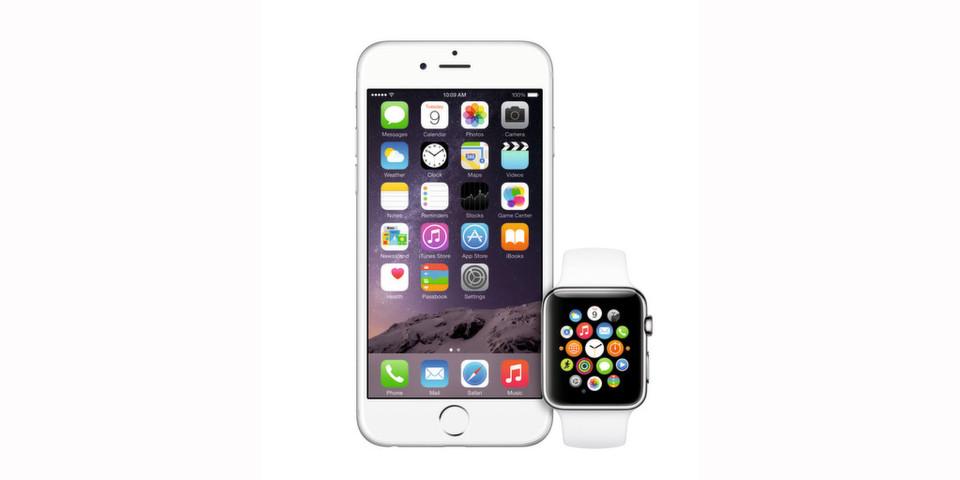 Um die Apple Watch nutzen zu können, braucht es ein iPhone.