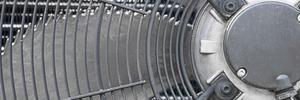 Wirtschaftliche Kühlung von kleinen Server-Räumen