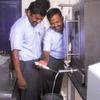 Wie ein Kühlsystem die Rohmilch im ländlichen Indien länger frisch hält