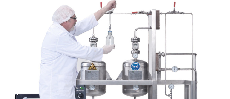 Through its e&e Series process technology, SPX has long provided some of the most efficient extraction solutions offering high yields and high quality production for materials including instant coffee, cosmetics, pharmaceuticals and food and beverage products.