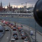 So entschärfen Anwesenheitssensoren das Moskauer Verkehrschaos