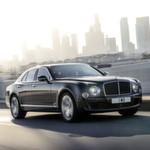 Bentley verpasst dem Mulsanne mehr Speed